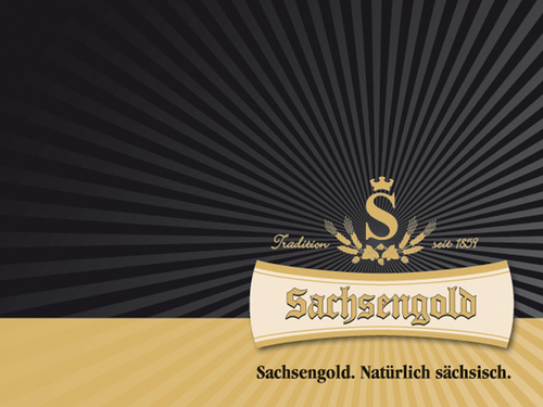 Styleguide Sachsengold