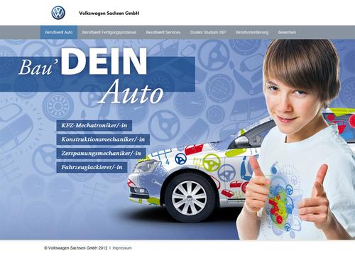 ausbildung-vwsachsen.de - Berufswelt Auto
