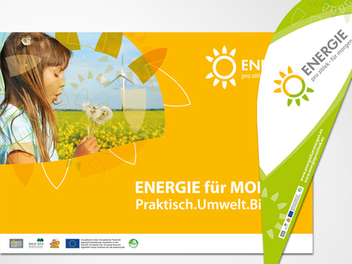 Gestaltungsraster: Energie für Morgen