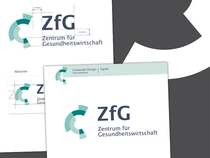 Corporate Design ZfG
